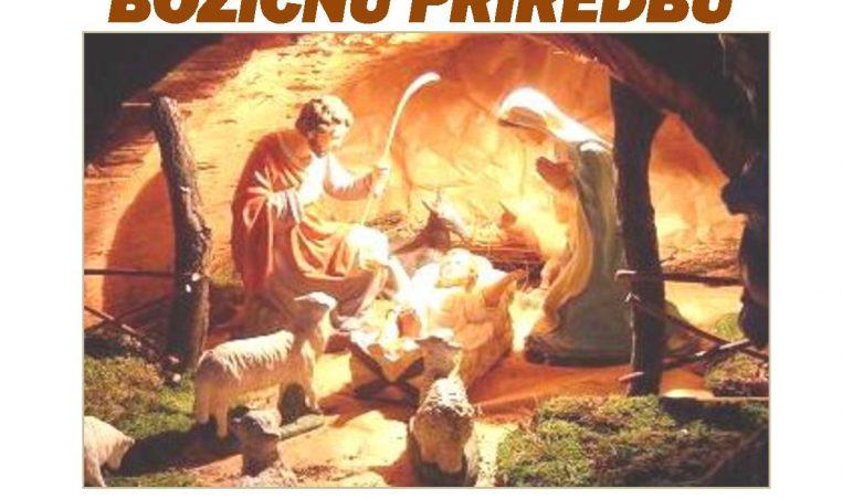 PRIKUPLJANJE DRAGOVOLJNIH  PRILOGA UZ BOŽIĆNU PRIREDBU